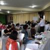 26 พฤษภาคม 2559 โครงการสัมมนาอาจารย์สอนภาษาอังกฤษเพื่อพัฒนาศักยภาพการสอนสู่ศตวรรษที่ 21