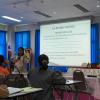 13 มิถุนายน 2559 โครงการอบรมการใช้ภาษาอังกฤษในการจัดการเรียนการสอนสำหรับอาจารย์