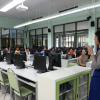 13 มิถุนายน 2559 โครงการอบรมเตรียมความพร้อมก่อนสอบวัดระดับความสามารถทางภาษาอังกฤษเทียบเคียงมาตรฐานสากลสำหรับอาจารย์